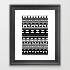 Tribal #5 Framed Art Print