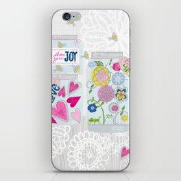 Jars of Joy iPhone Skin