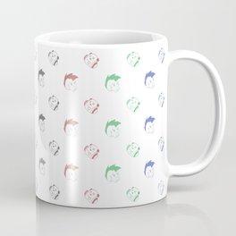 Chuck & Bear Colors Coffee Mug