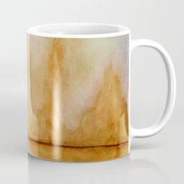 Landscape watercolor painting Coffee Mug