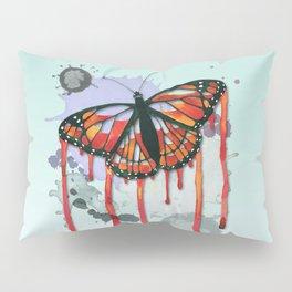 Leaking butterfly Pillow Sham