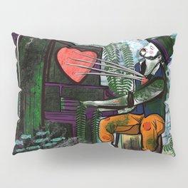 Piano Man Pillow Sham