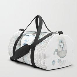 Weird poodles - Lady boy Duffle Bag