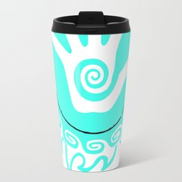 I stand with standing rock Travel Mug