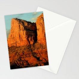 RED ROCKS - SEDONA ARIZONA Stationery Cards