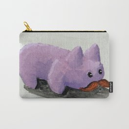 I Mustache You a Question Carry-All Pouch