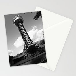 Knoxville Sunsphere Stationery Cards