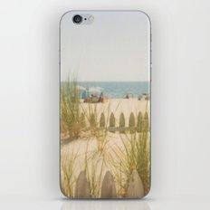 Sand Dunes Summer Beach Polaroid iPhone & iPod Skin