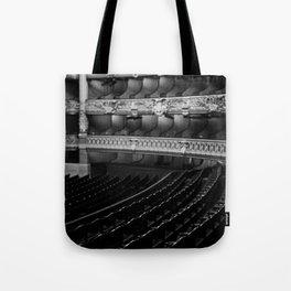 The Opera Seat Tote Bag