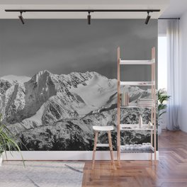Mountain Glacier Two Wall Mural