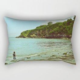 St Mary's Bay Rectangular Pillow