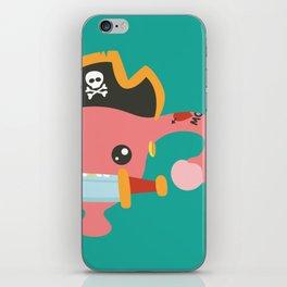 Avast, me hurties iPhone Skin