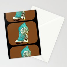 Winter Following Directions Stationery Cards
