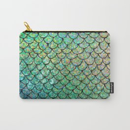 mermaid scales pattern Carry-All Pouch