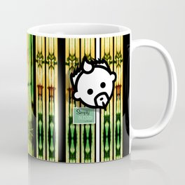 Tye Dye Tribal HD by JC LOGAN 4 Simply Blessed Coffee Mug