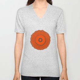 Poppies Poppies Poppies Unisex V-Neck