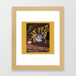 - scum of the universe - Framed Art Print