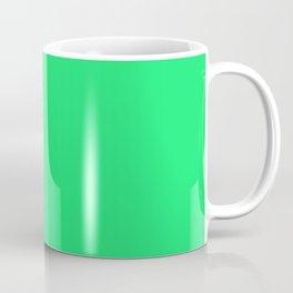 Lime Mojito Green Florida Colors of the Sunshine State Coffee Mug