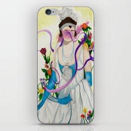 The Wedding Portrait iPhone Skin