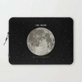 The Moon  Laptop Sleeve