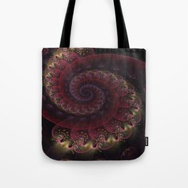 Twists and Twirls Tote Bag