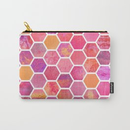 Flowers & Honey Carry-All Pouch