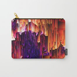Fragmented Confusions Carry-All Pouch
