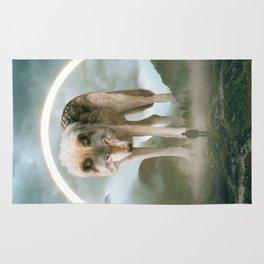 aegis | wolf Rug