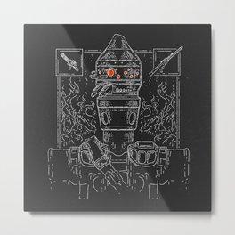 IG-88 Metal Print