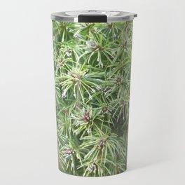 Spring Rain on Spruce Needles Travel Mug