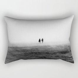 Everyone Else Disappears Rectangular Pillow