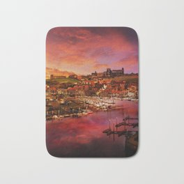 Whitby Port Bath Mat