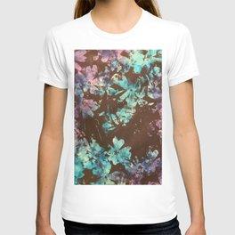 Weston Flowers, Tie Dye  T-shirt
