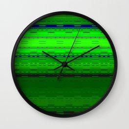 PaintedDesert 04 Wall Clock