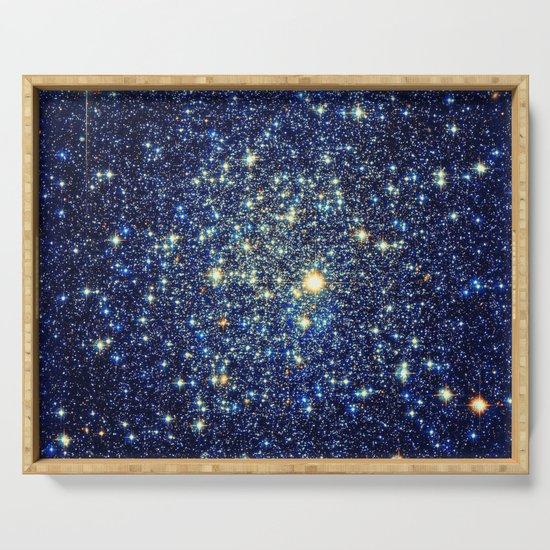 galaxY Stars : Midnight Blue & Gold by vintageby2sweet