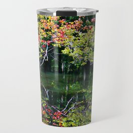 Autumn In The Swamp Travel Mug