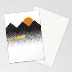 Sun Mountain Stationery Cards