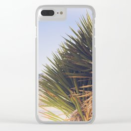 Wanderlust - The Lost Highway Clear iPhone Case