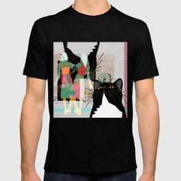 Kats Visit Museum T-shirt