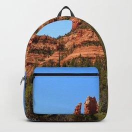 Red Sandstone Rockformation Backpack