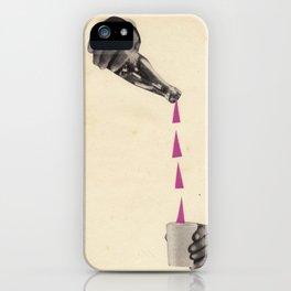 A Stiff Drink iPhone Case