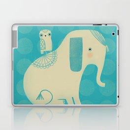 OWL & ELEPHANT Laptop & iPad Skin