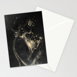 The inner peace. Stationery Cards