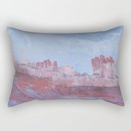 The Crown Rectangular Pillow