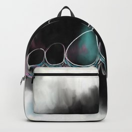 Dark and Troubled Waters Backpack