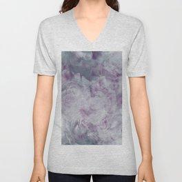 A Floral Bouquet of Clouds Unisex V-Neck