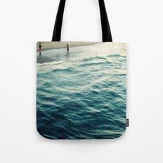 You, Me, and The Sea  Tote Bag