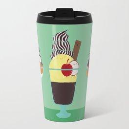 Matcha Brownie Parfait Travel Mug