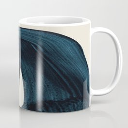 Lux Blue Coffee Mug