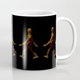 Anticonformist Mannequin Coffee Mug
